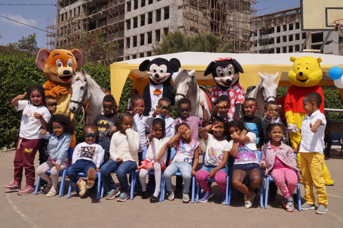 Kindergarten festival 2017