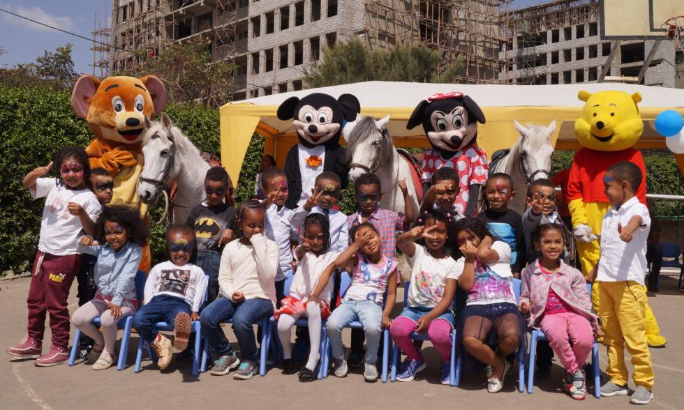 School of Nations Kindergarten festival 2017