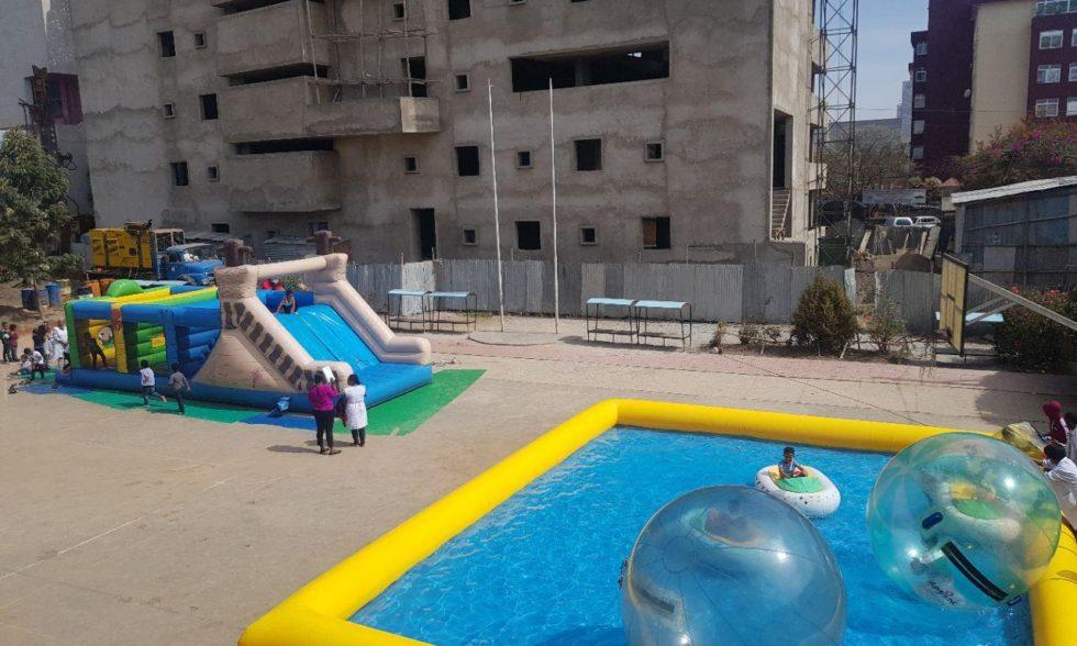 School of Nations Kindergarten Carnival 2020